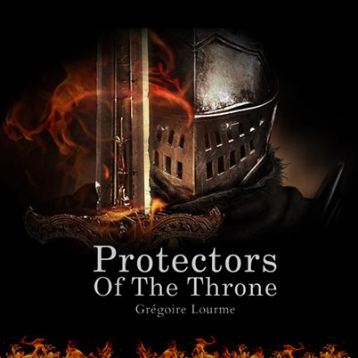 Grégoire Lourme Album CD Protectors Of The Throne
